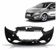 Parachoque Dianteiro Peugeot 208 Com Furo 2012 2013 2014 2015 2016
