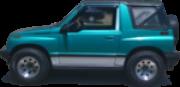 Parachoque Dianteiro Suzuki Sidekick 1990 1991 1992 1993 1994 4 Cilindros 2 Portas