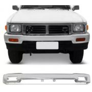 Parachoque Dianteiro Toyota Hilux Sr5 4x2 1992 1993 1994 1995 1996 1997 1998 1999 2000 2001 Cromado