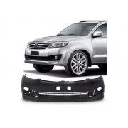 Parachoque Dianteiro Toyota Hilux Sw4 2012 2013 2014 2015 AGP Sem Furo Esguicho