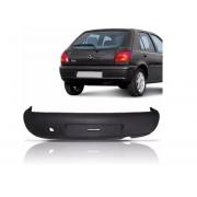 Parachoque Traseiro Ford Fiesta 1999 2000 2001 2002 2003 2004 Hatch