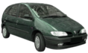 Paralama Renault Scenic 1997 1998 1999 2000