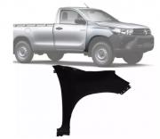 Paralama Toyota Hilux Sr Pickup 2016 2017 Cabine Simples Sem Furo