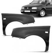 Paralama Volkswagen Vw Golf Alemao 1993 1994 1995 1996 1997 1998 Com Furo