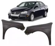Paralama Volkswagen Vw Jetta 2007 2008 2009 2010