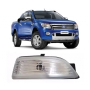 Pisca do Retrovisor Ford Ranger 2013 2014 2015 2016 2017 2018