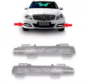 Pisca Parachoque Dianteiro Mercedes C180 C200 C220 C240 C280 2012 2013 2014