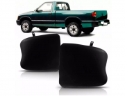 Ponteira Do Parachoque Traseiro Chevrolet S10 1995 1996 1997 1998 1999