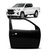 Porta Dianteira Toyota Hilux 2016 2017 2018 2019 2020 Cabine Dupla