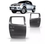 Porta Traseira Toyota Hilux Srv 2005 2006 2007 2008 2009 2010 2011 2012 2013 2014 2015