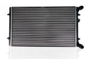 Radiador Audi A3 Motor 1.6 1.8 1.8T Ano 1997 1998 1999 2000 2001 2002 2003 2004 2005 2006 Com Ar Manual Tyc
