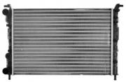 Radiador Fiat Palio 1996 1997 1998 1999 2000 Manual Tyc