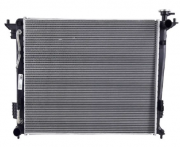 Radiador Hyundai Ix35 2010 2011 2012 2013 2014 Automatico E Manual Tyc