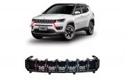 Reforço Interno Grade Jeep Compass 2017 2018 2019