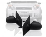 Retrovisor Ford Fiesta 2003 2004 2005 2006 2007 2008 2009 2010 2011 2012 Manual