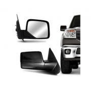Retrovisor Ford Ranger 2010 2011 2012 Manual Preto