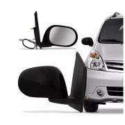 Retrovisor Nissan Livina 2009 2010 2011 2012 2013 2014 Eletrico