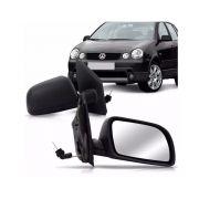 Retrovisor Volkswagen Polo 2003 2004 2005 2006 2007 2008 2009 Manual