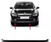Spoiler Parachoque Dianteiro Renault Fluence 2011 2012 2013 2014