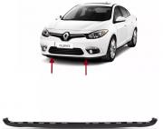 Spoiler Parachoque Dianteiro Renault Fluence 2015 2016 2017