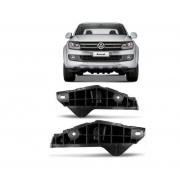 Suporte Guia Parachoque Dianteiro Volkswagen Amarok 2010 2011 2012 2013 2014 2015 2016