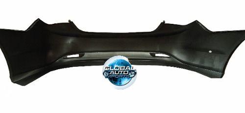 Parachoque Traseiro Hyundai Sonata 2011 2012 2013 2014