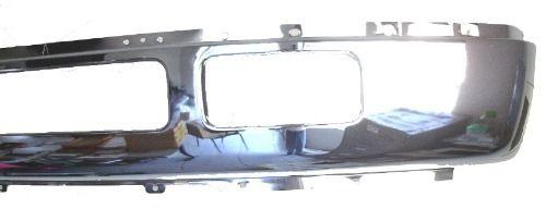 Parachoque Dianteiro Ford F4000 F250 F350 2007 2008 2009 2010 2011 2012 2013 2014 2015 2016 2017 Cromado