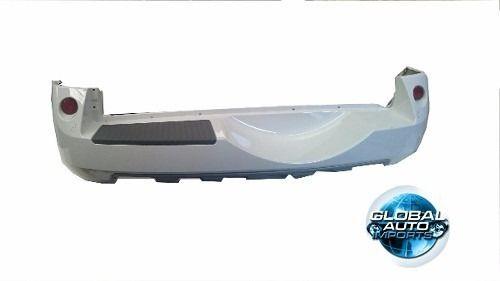 Parachoque Traseiro Mitsubishi Pajero Tr4 2010 2011 2012 2013 2014 2015 2016 2017 Original