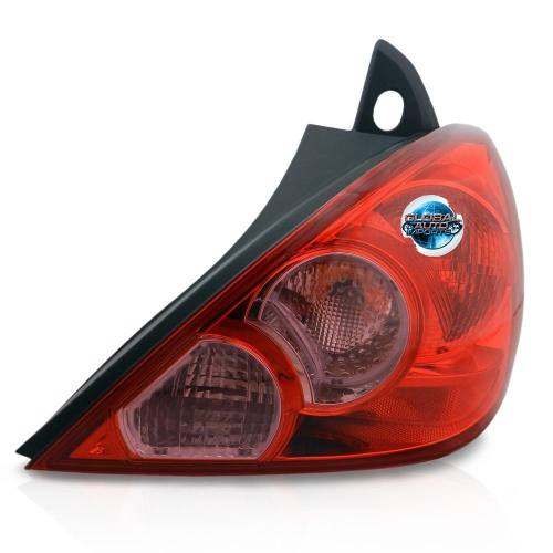 Lanterna Traseira Nissan Tiida Hatch 2007 2008 2009 2010 2011 2012 2013 2014