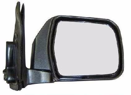 Retrovisor Toyota Hilux Sr5 1992 1993 1994 1995 1996 1997 1998 1999 2000 2001 4x4 Manual Preto