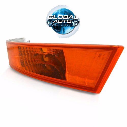 Pisca Lanterna Dianteira Renault Master 2009 2010 2011 2012 2013 Ambar