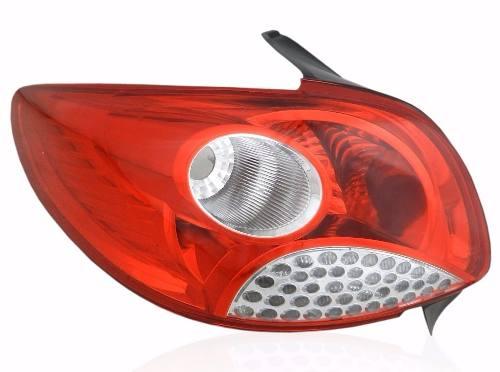 Lanterna Traseira Peugeot 207 Hatch 2011 2012 2013 2014