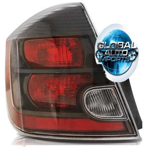 Lanterna Traseira Nissan Sentra 2011 2012 2013 Fume