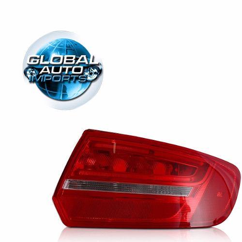 Lanterna Traseira Audi A3 Sportback 2009 2010 2011 Canto Com Led