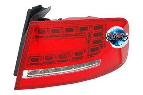 Lanterna Traseira Audi A4 Sedan 2010 2011 2012 Com Led