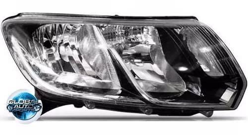 Farol Renault Logan E Sandero 2014 2015 2016 2017 2018