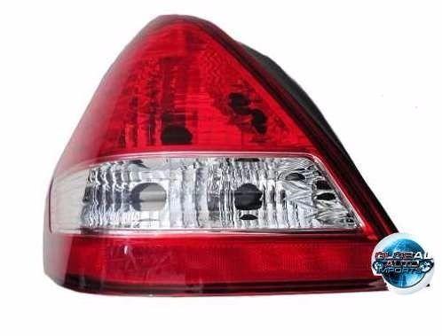 Lanterna Traseira Nissan Tiida Sedan 2007 2008 2009 2010 2011 2012 2013