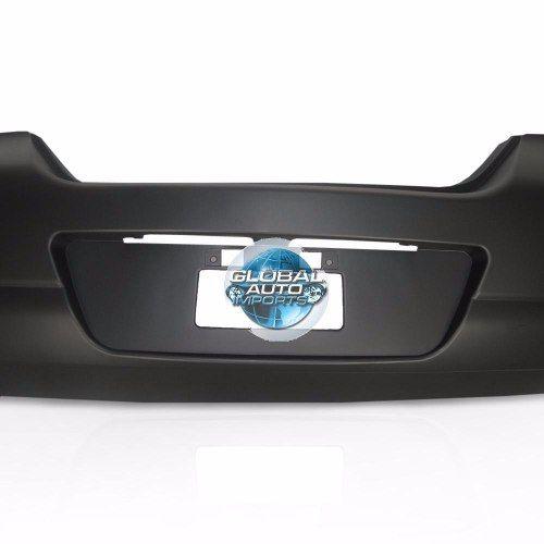 Parachoque Traseiro Nissan Tiida Hatch 2007 2008 2009 2010 2011