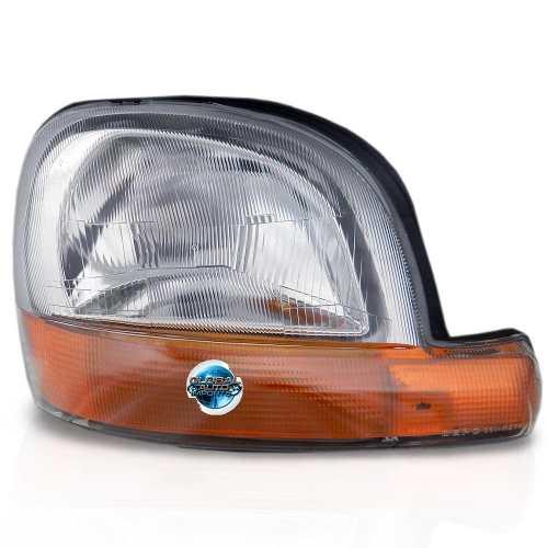 Farol Renault Kangoo 1999 2000 2001 2002 2003 2004 2005 2006 2007 2008 Pisca Ambar