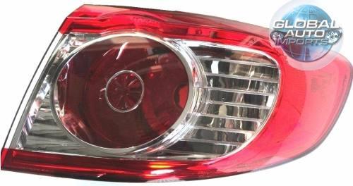 Lanterna Traseira Hyundai Santa Fé 2010 2011 2012 Depo