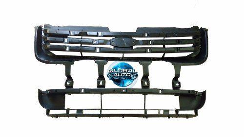 Suporte Interno da Grade Ford Fusion 2006 2007 2008 2009 Plastico