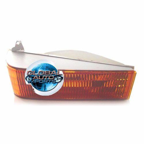 Pisca Lanterna Dianteira Ford Explorer 1991 1992 1993 1994 Abaixo Farol Ambar