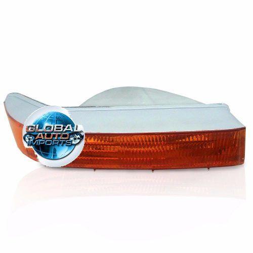 Pisca Lanterna Dianteira Ford F1000 F4000 1996 1997 1998 Inferior Ambar