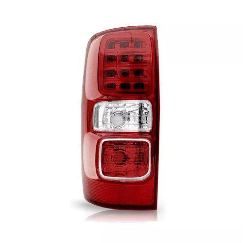Lanterna Traseira Chevrolet S10 2012 2013 2014 2015 2016 Com Led