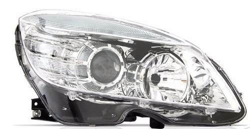 Farol Mercedes Classe C C180 C200 C220 2008 2009 2010 2011 Sem Xenon