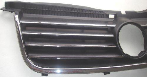 Grade Dianteira Volkswagen Passat 2001 2002 2003 2004 2005 Friso Cromado