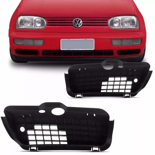 Grade Do Parachoque Volkswagen Golf Alemão 1993 1994 1995 1996 1997 1998