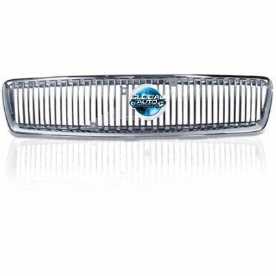 Grade Diantera Volvo S40/V40 1996 1997 1998 1999 2000 Cromada Prata