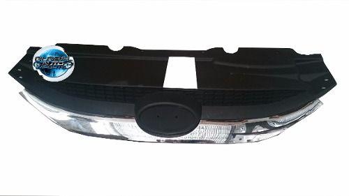 Grade Dianteira Hyundai Ix35 Com Friso Cromado 2010 2011 2012 2013