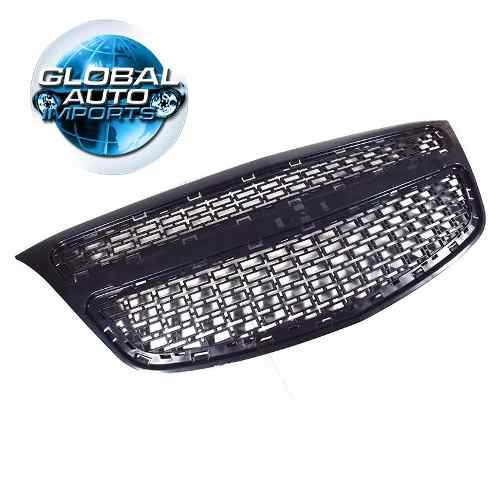 Grade Dianteira Chevrolet Agile Montana 2010 2011 2012 2013 2014 Preta